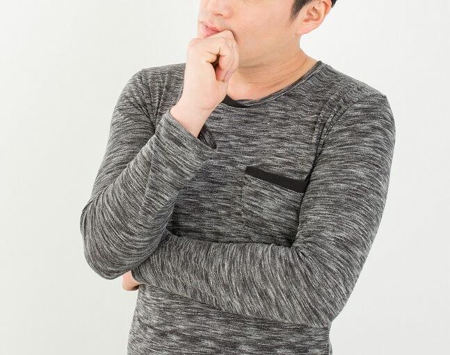 男性と泌尿器科